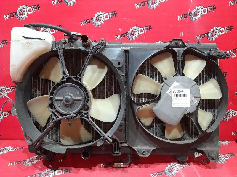 Радиатор двигателя Toyota Tercel EL51 4E-FE 1994 (б/у)