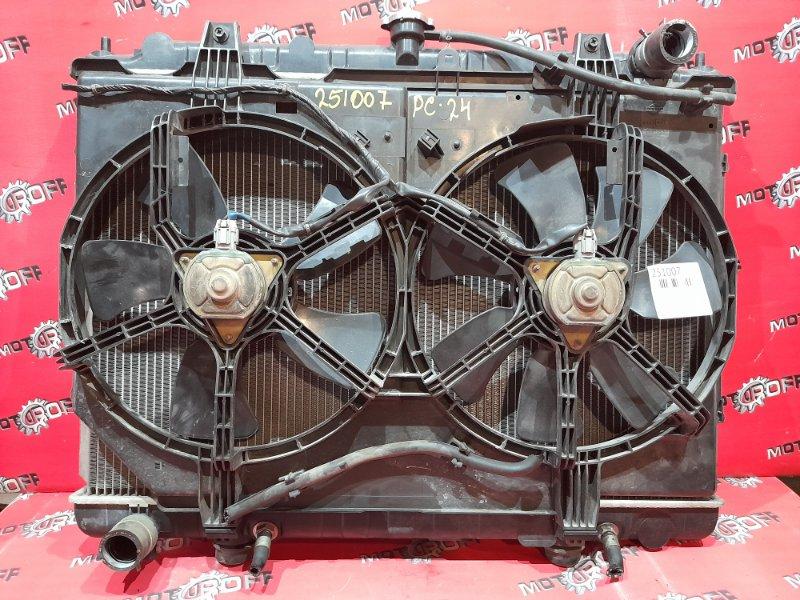 Радиатор двигателя Nissan Serena PC24 SR20DE 1999 (б/у)