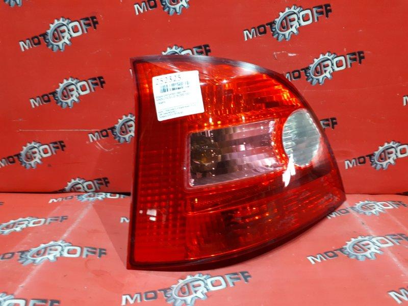 Фонарь (стоп-сигнал) Honda Civic EU1 D15B 2000 задний левый (б/у)