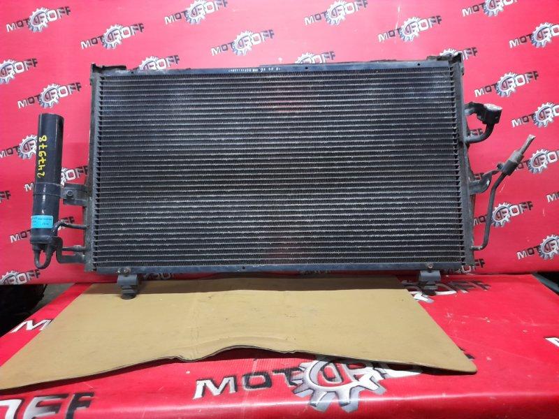 Радиатор кондиционера Mitsubishi Outlander CU5W 4G69 2003 (б/у)
