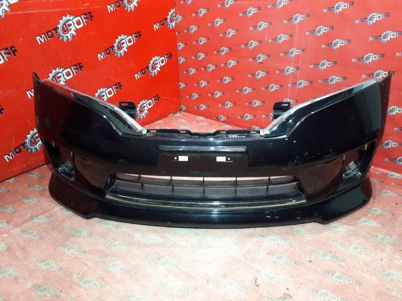 Бампер Nissan Serena C26 MR20DD 2010 передний (б/у)