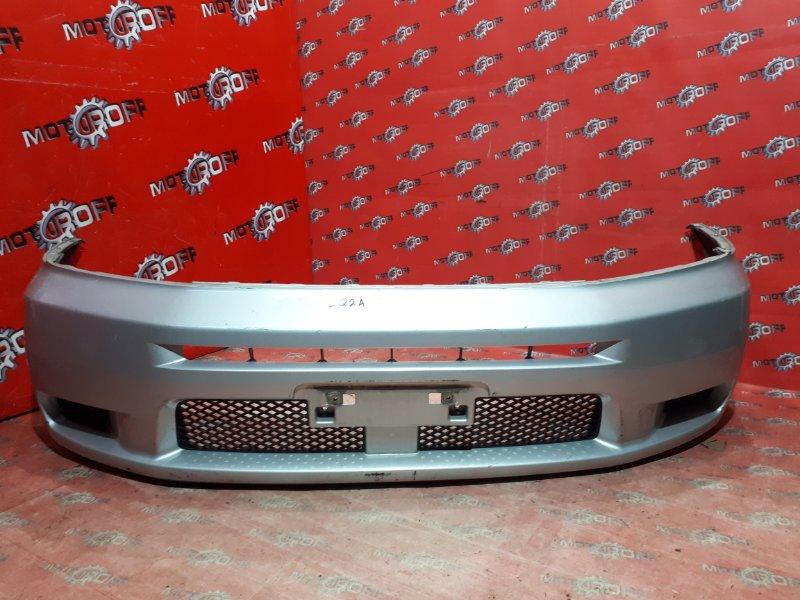 Бампер Mitsubishi Dingo CQ2A 4G15 2001 передний (б/у)