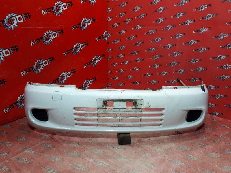 Бампер Toyota Funcargo NCP20 2NZ-FE 1999 передний (б/у)