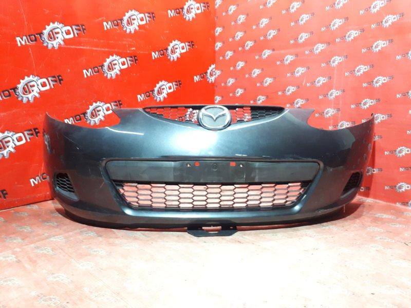 Бампер Mazda Demio DE3FS ZJ-VE 2007 передний (б/у)