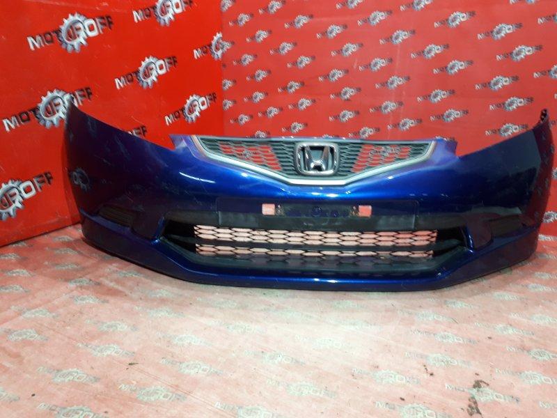 Бампер Honda Fit GE6 L13A 2007 передний (б/у)