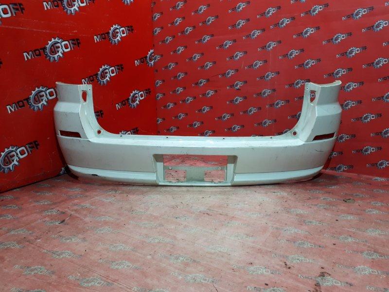Бампер Nissan Liberty PM12 SR20DE 1998 задний (б/у)