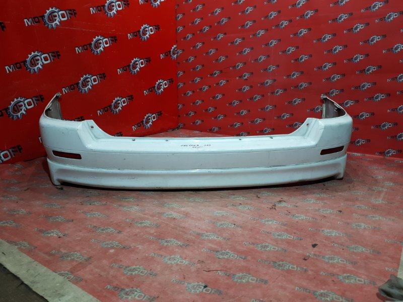 Бампер Toyota Caldina ST210G 3S-FE 1999 задний (б/у)
