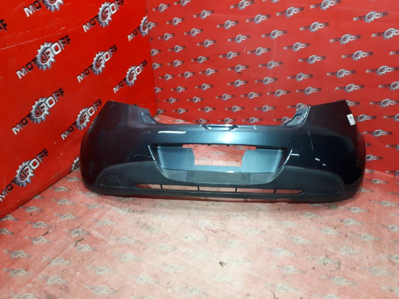 Бампер Mazda Demio DE3FS ZJ-VE 2007 задний (б/у)