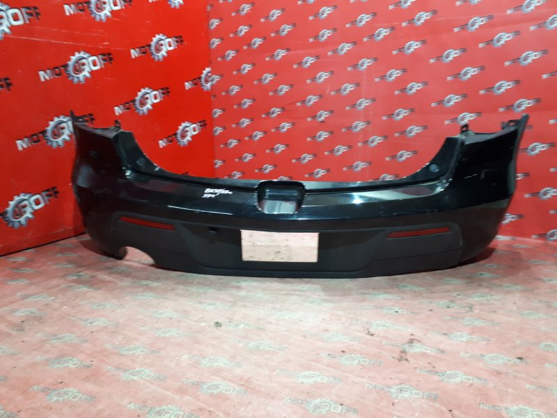 Бампер Mazda Axela BK3P L3-VE 2006 задний (б/у)