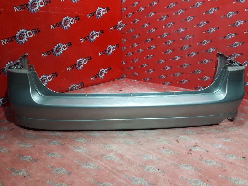 Бампер Mazda Mpv LWFW AJ 2002 задний (б/у)