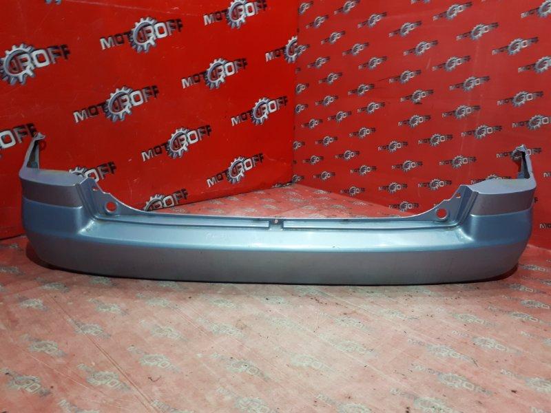 Бампер Mazda Demio DW3W B3 1999 задний (б/у)
