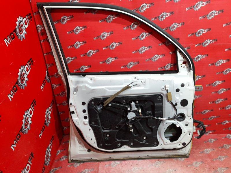 Дверь боковая Nissan X-Trail NT31 MR20DE 2007 передняя левая (б/у)