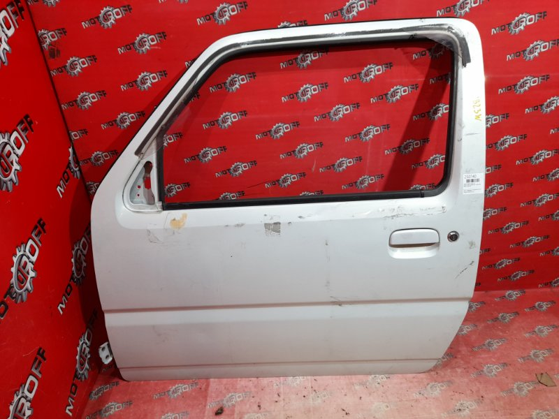 Дверь боковая Suzuki Jimny JB23W K6A-T 1998 передняя левая (б/у)