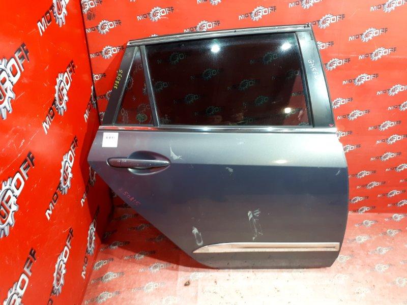 Дверь боковая Mazda Atenza GH5FW L5-VE 2008 задняя правая (б/у)