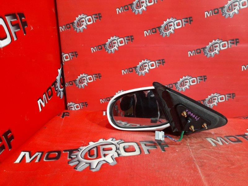 Зеркало боковое Nissan Sunny FB15 QG15DE 1998 левое (б/у)