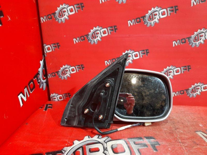 Зеркало боковое Toyota Funcargo NCP20 2NZ-FE 1999 правое (б/у)