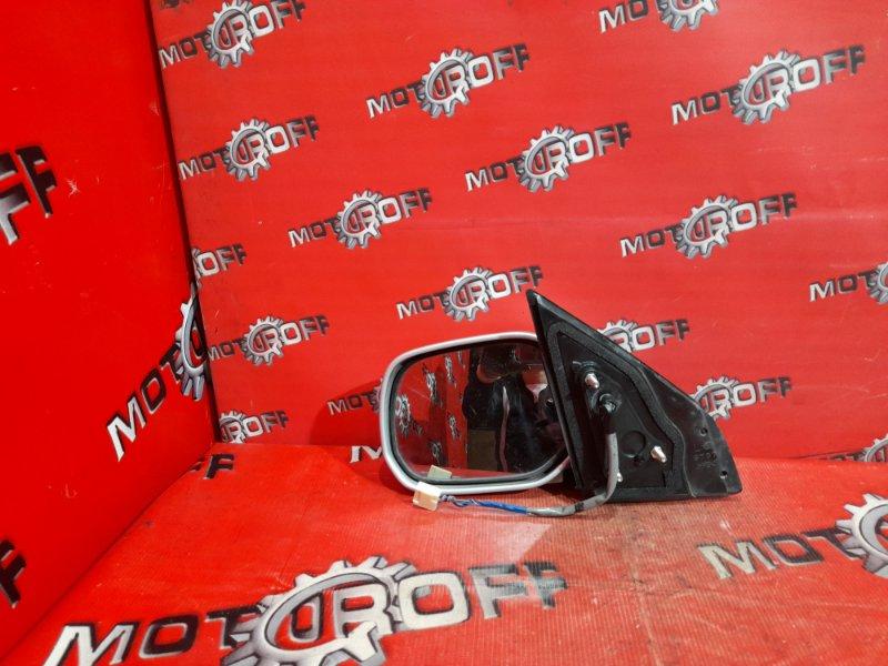 Зеркало боковое Toyota Funcargo NCP20 2NZ-FE 1999 левое (б/у)