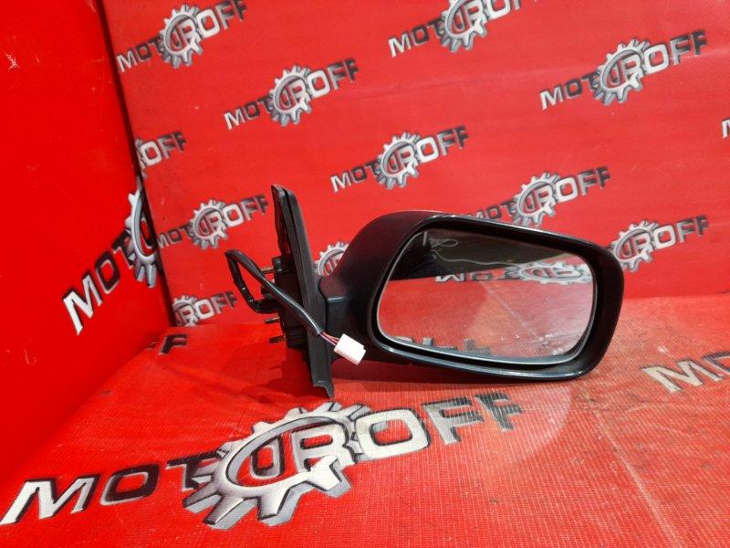 Зеркало боковое Toyota Corolla NZE121 1NZ-FE `2000 правое (б/у)