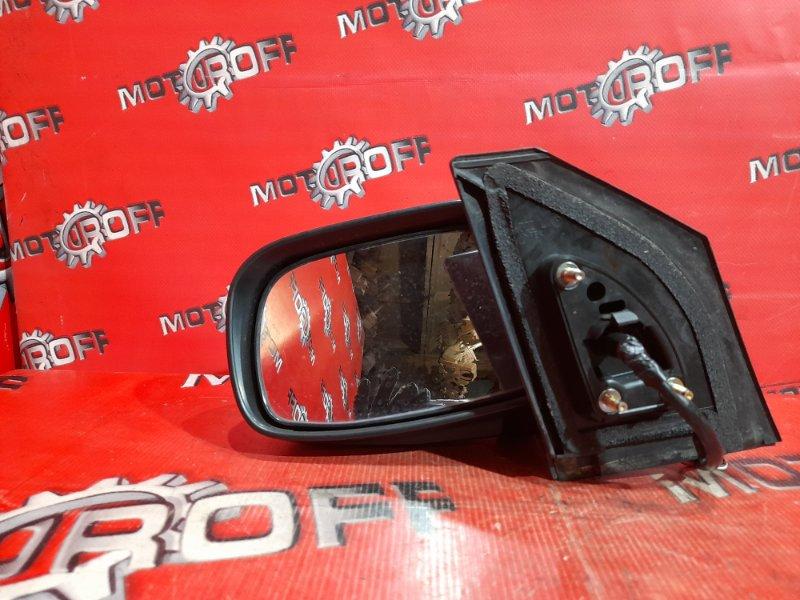 Зеркало боковое Toyota Allion ZZT240 1ZZ-FE 2001 левое (б/у)
