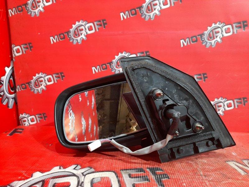 Зеркало боковое Toyota Corolla NZE121 1NZ-FE `2000 левое (б/у)