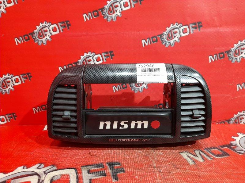 Дефлектор воздушный Nissan March AK12 CR12DE 2002 (б/у)