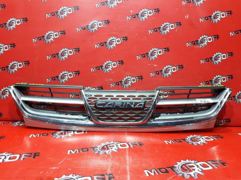 Решетка радиатора Toyota Carina ST210 3S-FE 1998 (б/у)