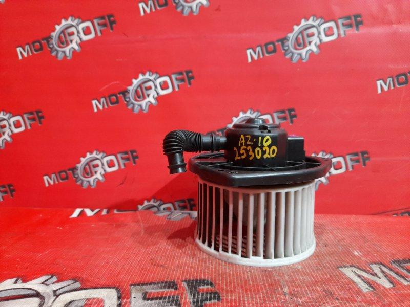 Вентилятор (мотор отопителя) Nissan Cube AZ10 CGA3DE 1998 (б/у)