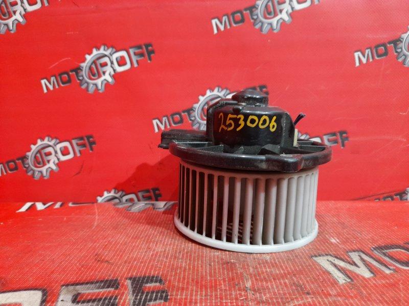 Вентилятор (мотор отопителя) Toyota Corsa EL51 4E-FE 1994 (б/у)