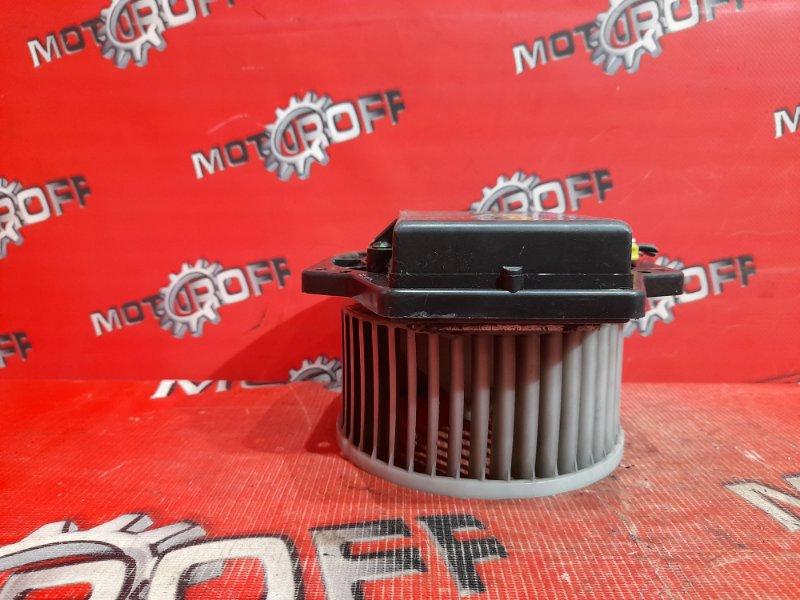 Вентилятор (мотор отопителя) Subaru Forester SF5 EJ20 1997 (б/у)