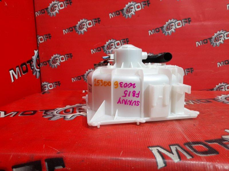 Вентилятор (мотор отопителя) Nissan Sunny FB15 QG15DE 1998 (б/у)