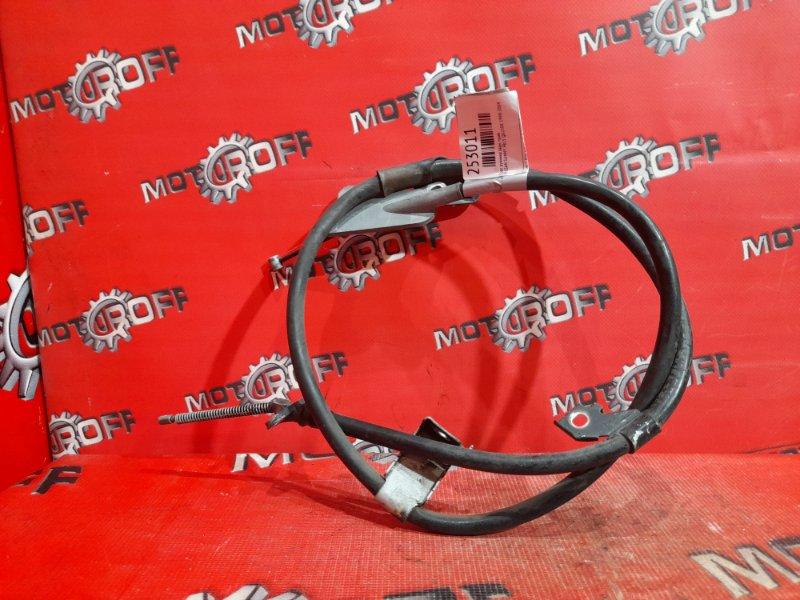 Трос ручника Nissan Sunny FB15 QG15DE 1998 задний правый (б/у)