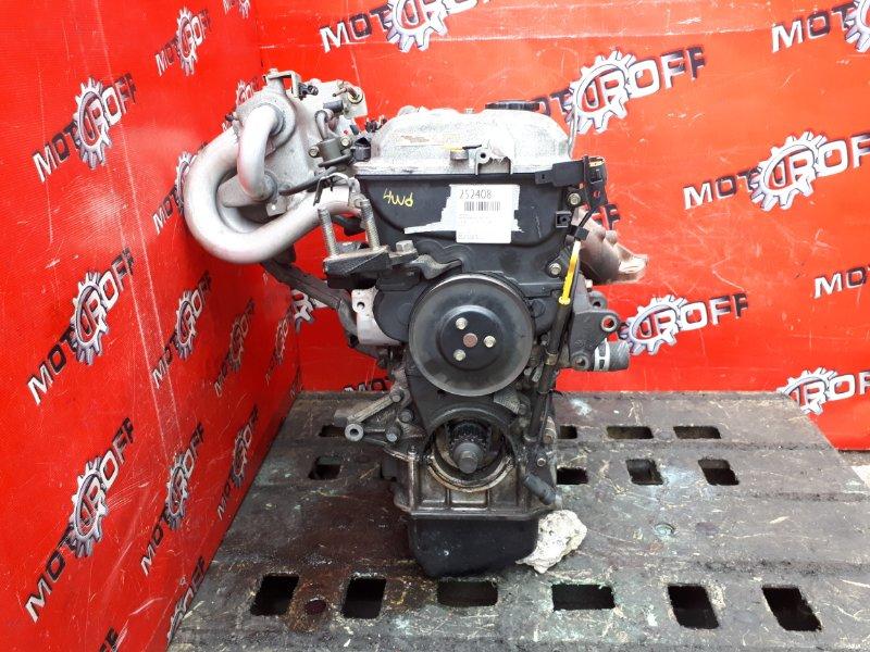 Двигатель Mazda Familia S-Wagon BJ5W ZL-DE 1998 (б/у)