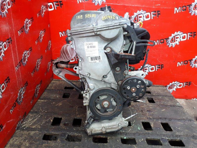 Двигатель Toyota Auris NZE151H 1NZ-FE 2006 (б/у)