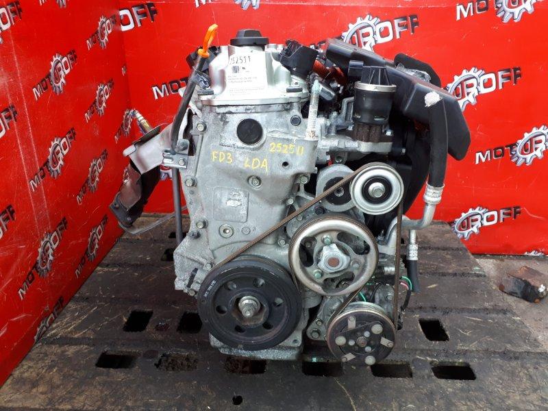 Двигатель Honda Civic FD3 LDA 2005 (б/у)