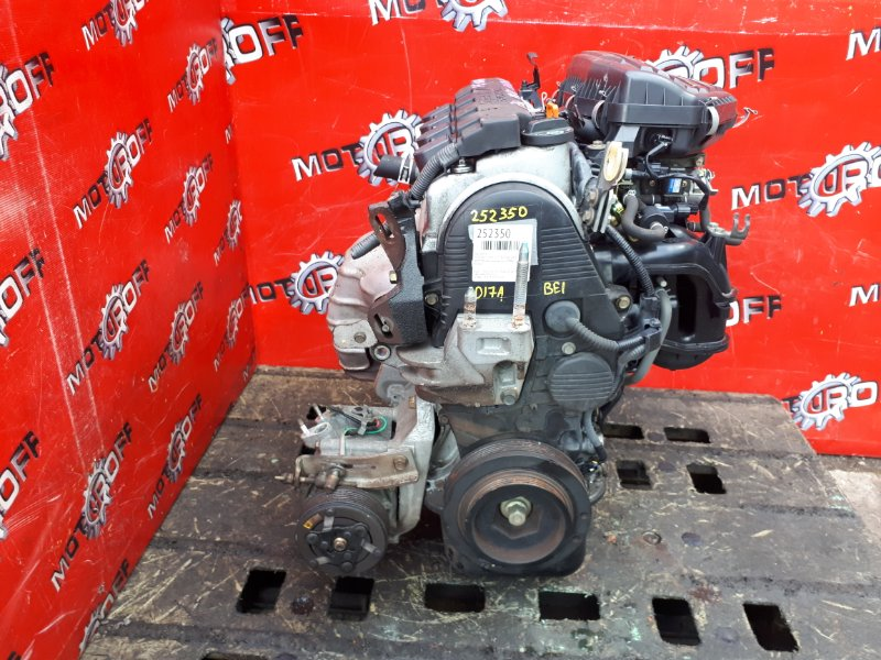 Двигатель Honda Edix BE1 D17A 2004 (б/у)