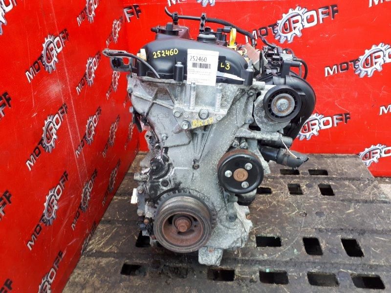 Двигатель Mazda Axela BK3P L3-VE 2003 (б/у)
