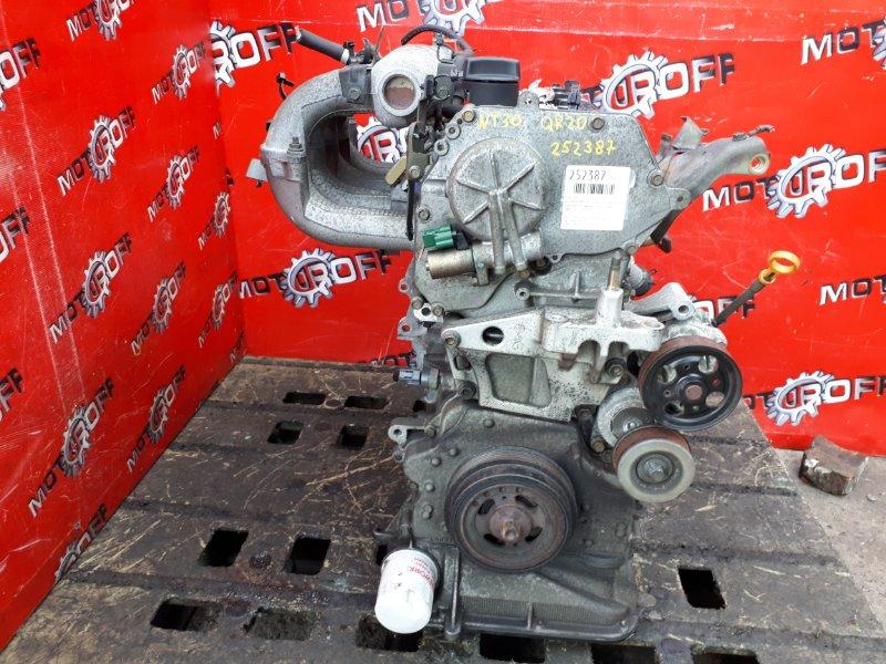 Двигатель Nissan X-Trail NT30 QR20DE 2000 (б/у)