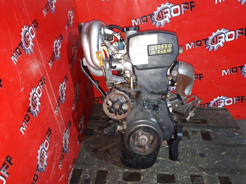 Двигатель Toyota Raum EXZ10 5E-FE 1997 (б/у)