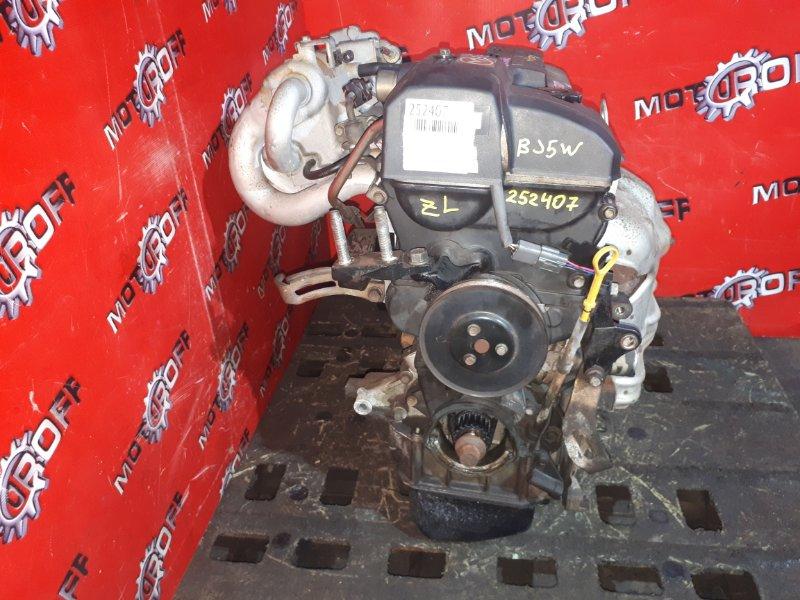 Двигатель Mazda Familia S-Wagon BJ5W ZL-VE 2000 (б/у)