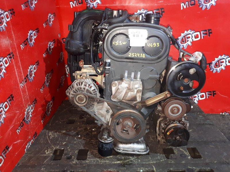 Двигатель Mitsubishi Lancer Cedia CS5W 4G93 2000 (б/у)