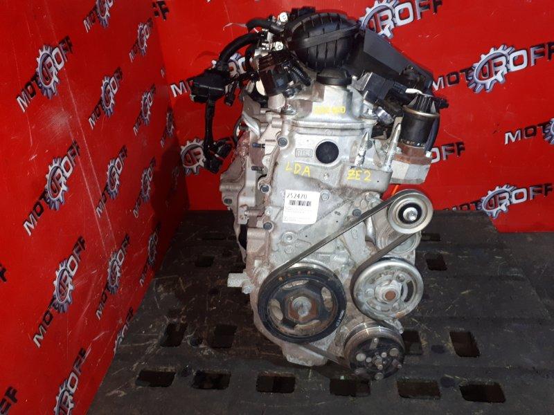 Двигатель Honda Insight ZE2 LDA 2009 (б/у)