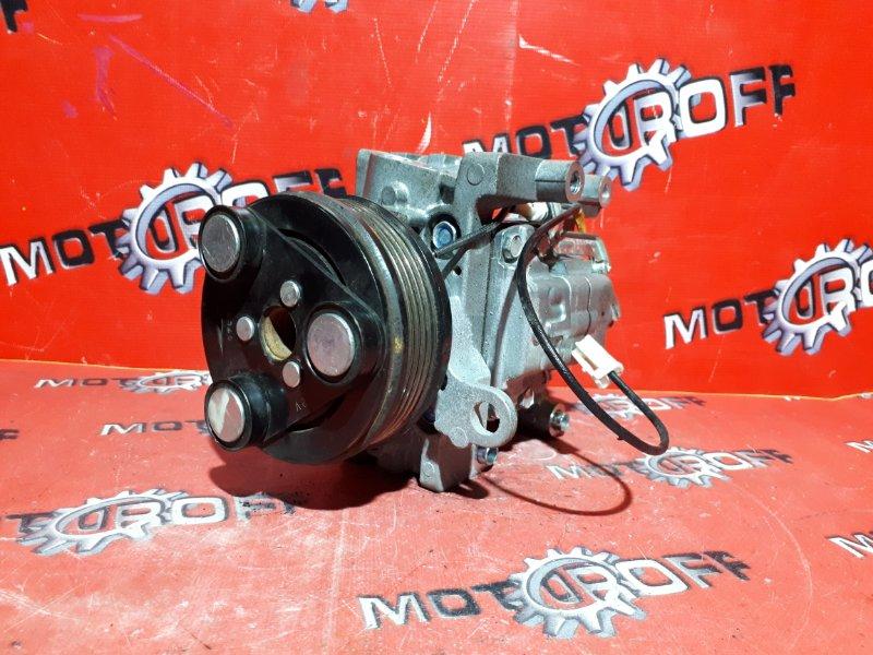 Компрессор кондиционера Mazda Axela BK3P L3-VE 2003 (б/у)