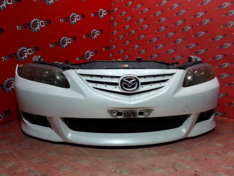 Nose cut Mazda Atenza GY3W L3-DE 2002 (б/у)