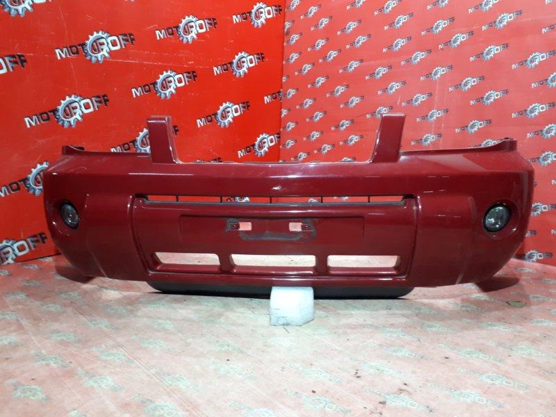 Бампер Nissan X-Trail NT30 QR20DE 2000 передний (б/у)
