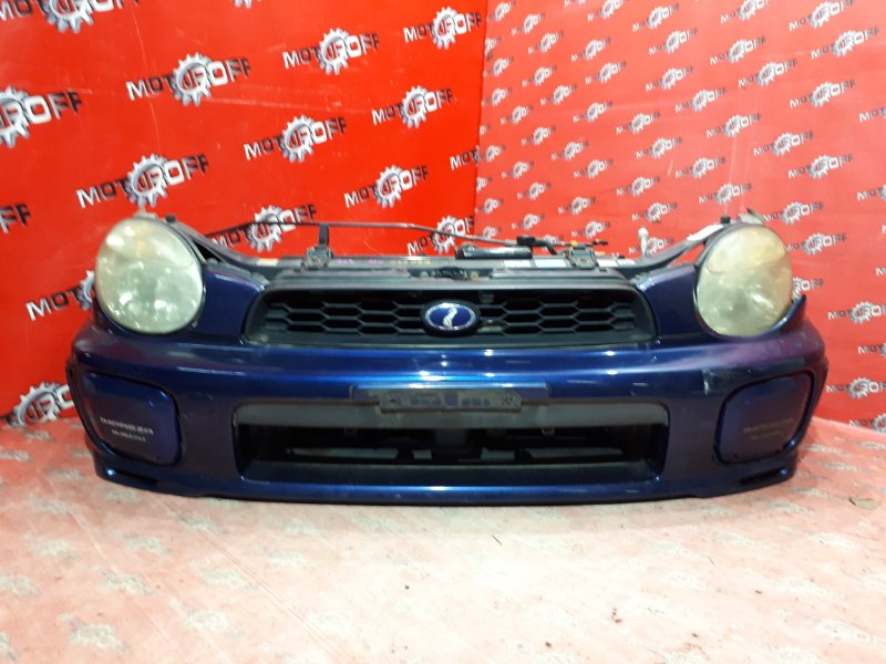 Nose cut Subaru Impreza GG2 EJ15 2000 (б/у)