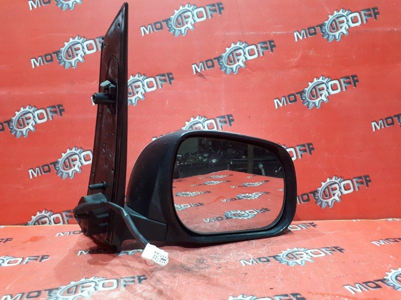 Зеркало боковое Toyota Ractis NCP100 1NZ-FE 2005 правое (б/у)