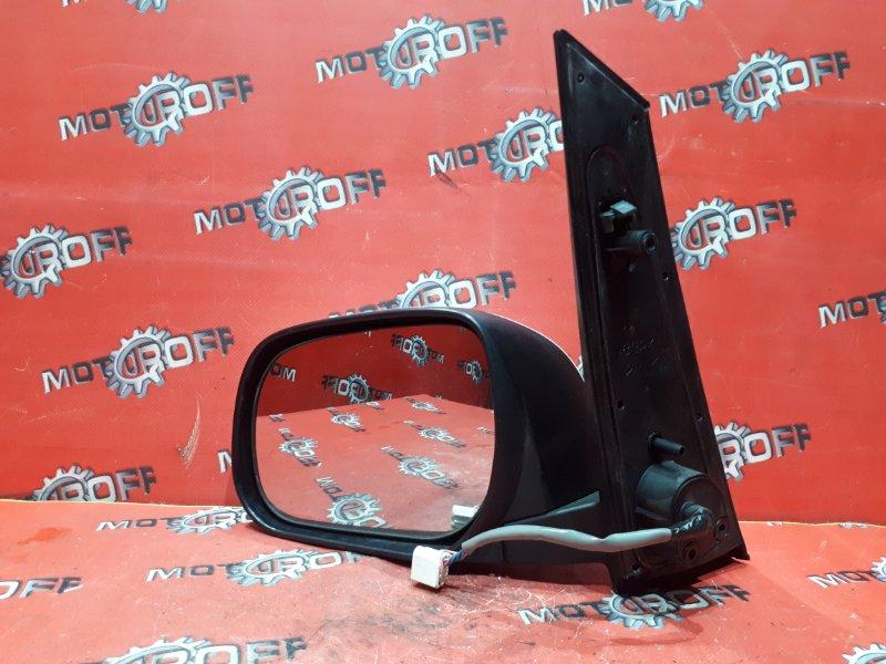 Зеркало боковое Toyota Ractis NCP100 1NZ-FE 2005 левое (б/у)