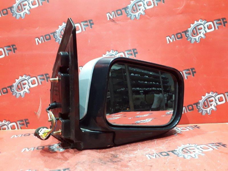 Зеркало боковое Mitsubishi Dingo CQ2A 4G15 1998 правое (б/у)