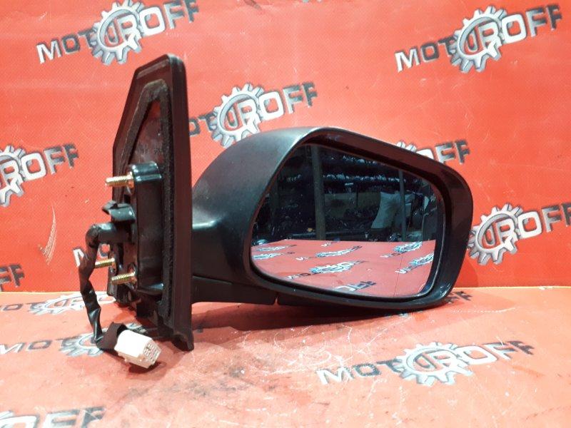 Зеркало боковое Toyota Corolla NZE124 1NZ-FE 2000 правое (б/у)
