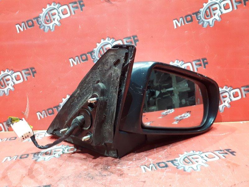 Зеркало боковое Mazda Familia S-Wagon BJ5W ZL-DE 1998 правое (б/у)